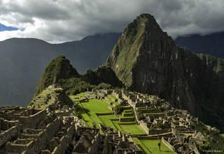Peru, Machu Pichu, afternoon, sanctuary, peace