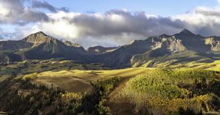 Two Peaks in Telluride