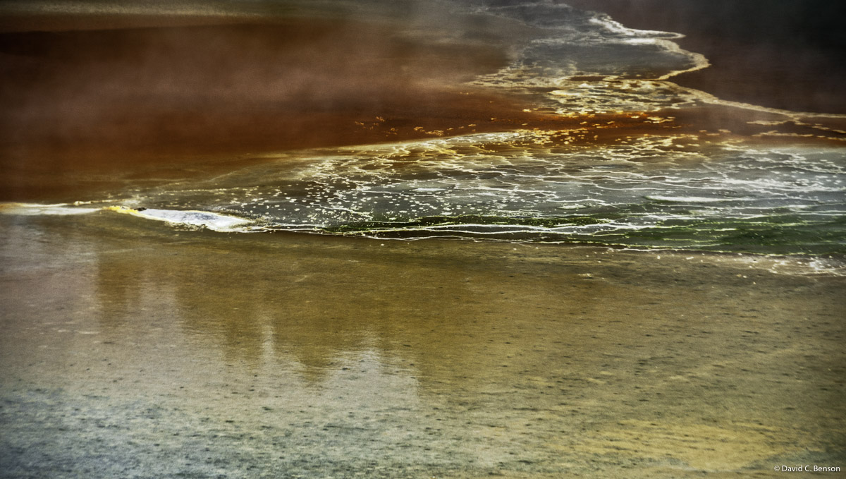 New Zealand, Rotorua, Hot Springs, Artistry, photo